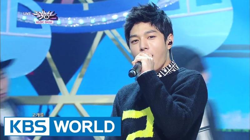 INFINITE F - Heartthrob   인피니트 F - 가슴이 뛴다 [Music Bank Unit Debut 2014.12.05]