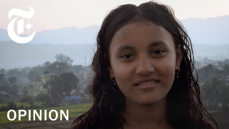 Why These Nepalese Girls Are Speaking Up About Periods NYT Opinion
