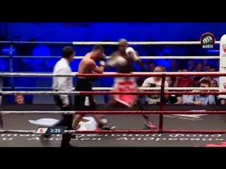 Айк Шахназарян vs ДеМаркус Корли (полный бой)