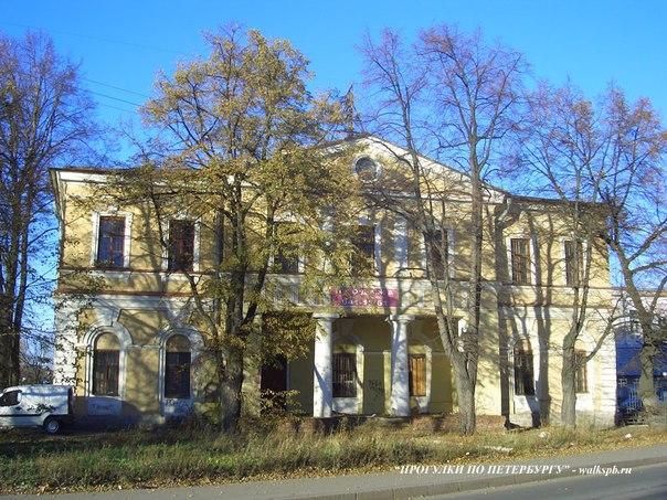 Антонина Левыкина: Караульный дом