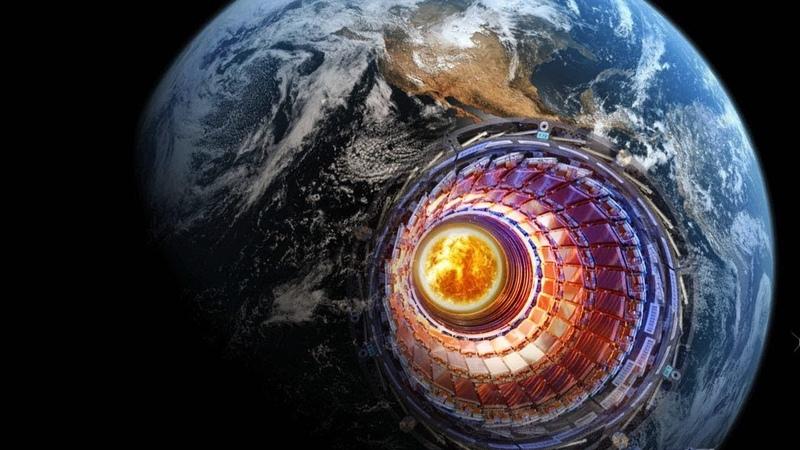 Неизвестные факты о внутреннем устройстве планеты Документальный фильм про космос HD