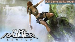 Tomb Raider Legend [Full Game] 100% Walkthrough (No Commentary)