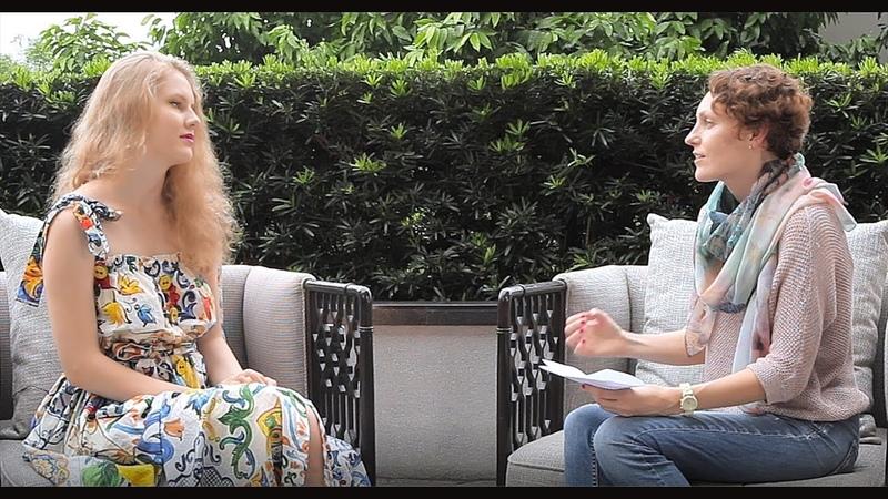 Трилогия Путь в аМага интервью с Анандой