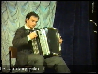 Полет шмеля БАЯН Фенюк ACCORDION * Rimsky-Korsakov: Flight of the Bumblebee Fenyuk Римский-Корсаков