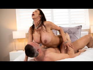 Alexis Fawx - Day With A Pornstar (MILF, Big Tits, Blowjob, Brunette, Hardcore, Gonzo, All Sex)