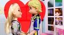 Я ТЕБЯ ЛЮБЛЮ - Маша и Кристофф / Куклы Мама Барби