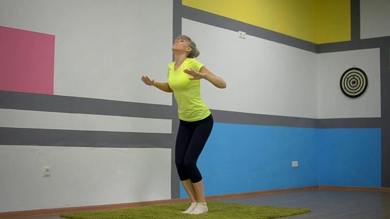 Ольга Анчина Тренировка №2