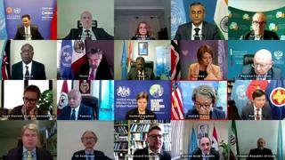 Выступление В.А.Небензи на заседании Совета Безопасности по политическим аспектам ситуации в Сирии