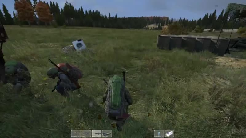 Let's Play Together DayZ Standalone Alpha 39 [CO-OP] Ein neuer Tag... NW Airfield Zeltlager!