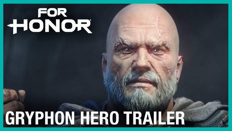For Honor Gryphon Reveal Trailer | Ubisoft [NA]