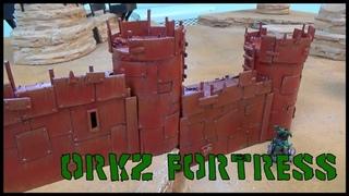 Строим орочью крепость / Building an orkz fortress