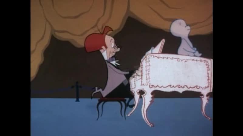 Каспер и его друзья 4 сезон ep46 1 Casper the Friendly Ghost Boo Bop