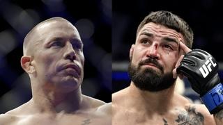 Жорж Сен-Пьер о возвращении в UFC, боец UFC отказался от тренеров, бой Александра Волкова перенесен