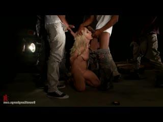 Lea Lexis  Заманили и трахнули в глуши Bound GangBangs  [BDSM, porno, Sex, kinky, hardcore, rough, бдсм, секс, порно, жестко]