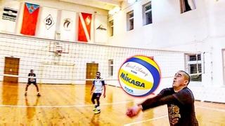 Волейбол 2 на 2 в Зале от Первого Лица | FIRST PERSON GAME VOLLEYBALL 2019