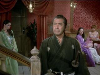 Красное солнце / soleil rouge (1971, чарльз бронсон, ален делон, тосиро мифунэ!)