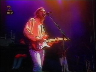 1992 'dire straits'. live concert in basel (switzerland,jacob stadium).