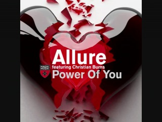 Allure feat. christian burns power of you