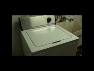 Метал-бит создает стиральная машина