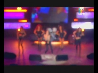 Сати Казанова - Семь восьмых (Live @ Горячая 10-ка МУЗ-ТВ)