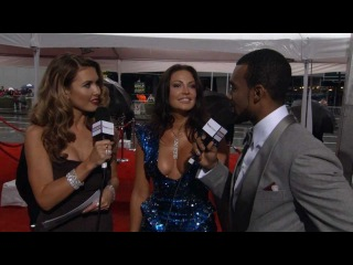 Bleona Qereti Red Carpet Interview AMA 2011