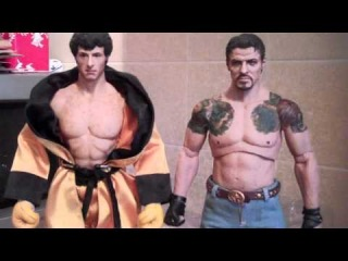 My Review Of The Hot Toys' Barney Ross Expendables Figure, Courtesy of OneSixthBruce