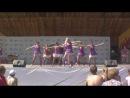 Команда PLAMETRO группа поддержки БК ДЕСНА Брянск 18 05 2013 Курган праздник сбербанка