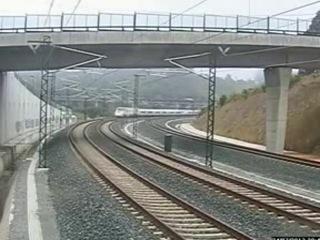 Крушение поезда Talgo Pendular в Испании