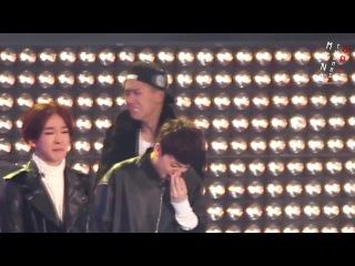 [FANCAM] 131025 WIN 송민호(MINO) 눈물 직캠