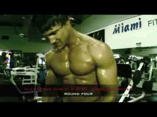 Greg's workout - biceps v