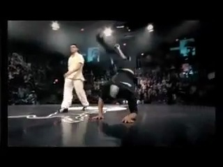 Red Bull Breakers Grandmaster Flash, Chamillionaire (Remix) - Bboy's Lilou Junior Ronnie