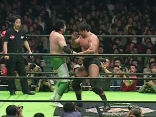 () Pro Wrestling Noah 2003 - Mitsuharu Misawa vs. Kenta Kobash [Won Match of the Year]