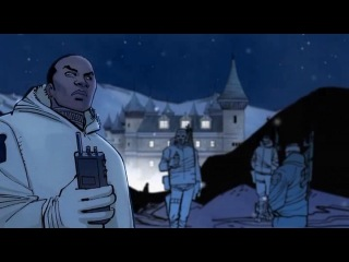 New Records одноголоска Рыцари Марвел Черная Пантера Marvel Knights Black Panther Серия 3