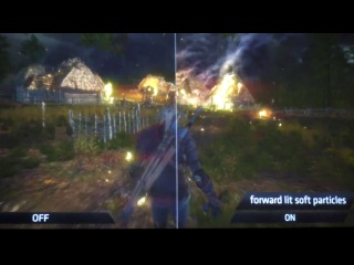E3 2013_ Witcher 3 Nvidia Effects