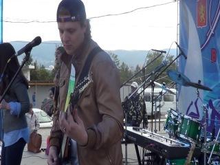 Чертыкова Регина ударные и гр преподавателей Nirvana Heart Shaped Box