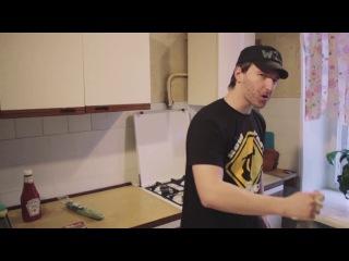 HFM (How Fast Make) - Шаурма в лаваше. 67 видео выпуск. Юмор, прикол, смешное видео, супер круто я ржал, смотреть до конца, жесть.