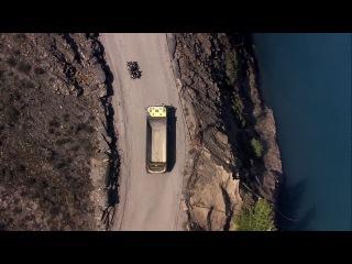 Volvo Trucks - The Hamster Stunt (Live Test 2)