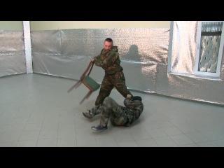Рукопашный бой спецназ.универсальная комплексная система активной самообороны