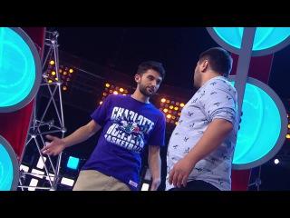 Дуэт Лена Кука Вторжение инопланетян 720p Comedy Баттл Суперсезон 2014 11 28