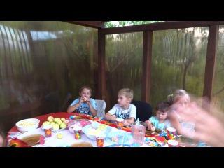 Видео отзыв о празднике проведённой Компанией Алиса