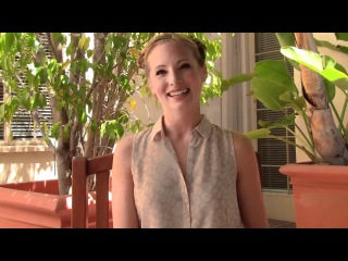 The Vampire Diaries' Candice Accola Q&A (pt. 2)