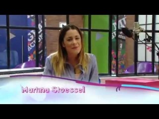 Violetta -- Speciale Intervista -- Intervista a Martina Stoessel!