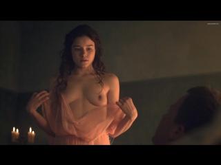 Ханна Мэнгэн Лоуренс - Спартак : Кровь и песок / Hanna Mangan Lawrence - Spartacus : Blood and Sand ( 2010 - 2013 )