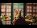 Cats Dinosaurs - Jobba mindre! (Stop Motion Swing Music Video)