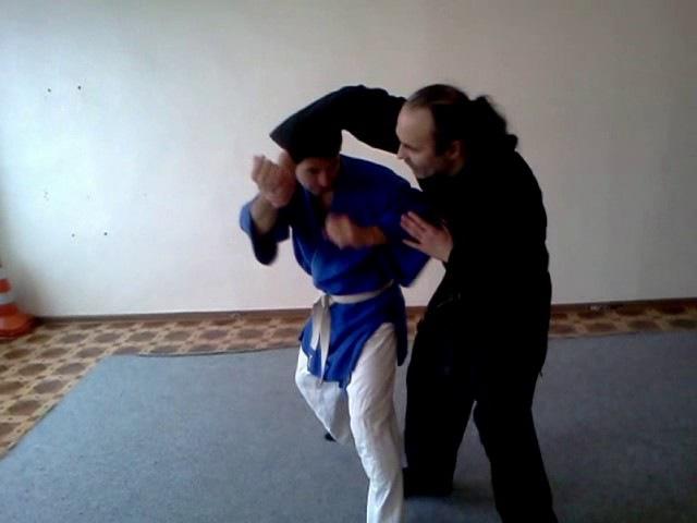 Итоги года 2016 Буджитсу семинар клуба Канкиро часть 4 Хъёри но Ката