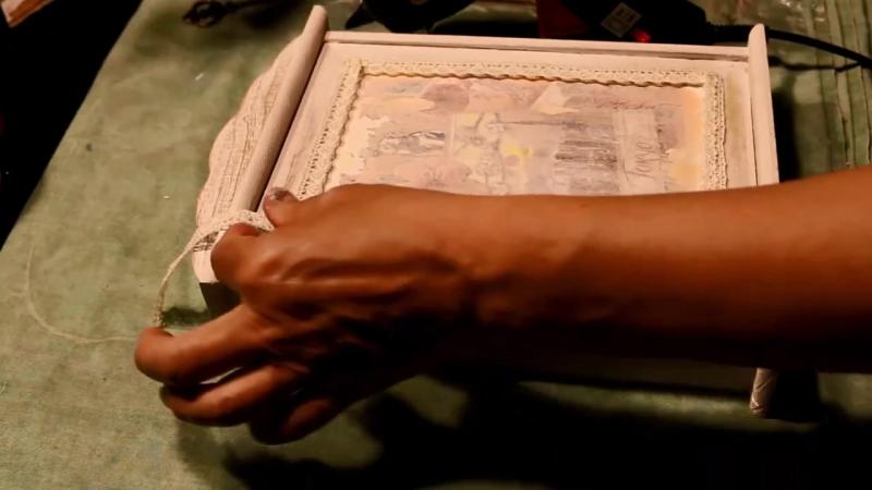 Ötlet-sziget, Koptatott kulcsos szekrény