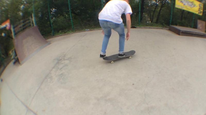 Maxim Makarimov Pop Shove it The Skate Pub Battle 2016