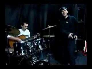 Дабл ДИ Рэп под барабаны и гитару