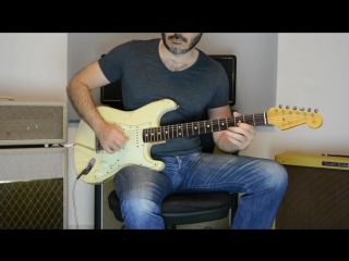 Lukas graham 7 years electric guitar cover
