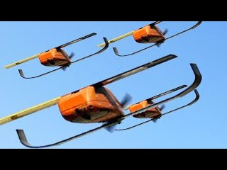 Future Scary US Micro Drones Launched by Jet Fighters: PERDIX + LOCUST